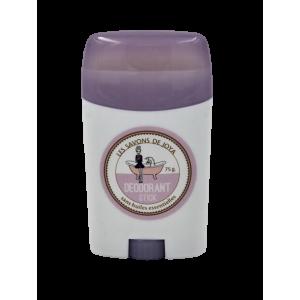 Déodorant stick douceur sans bicarbonate ni HE (75g)