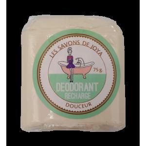Recharge déodorant stick douceur (75g)