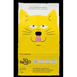 Croquettes pour chat (1,5 kg)