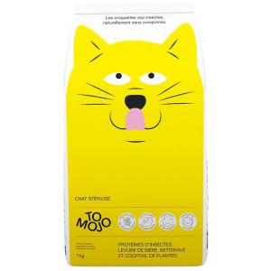 Croquettes pour chat (7 kg)