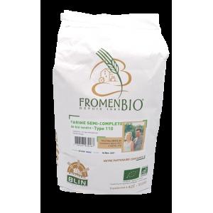 Farine de blé T110 (5kg)