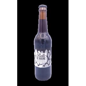 Bière éphémère smoked dark ale Belle de Maine (50cl)