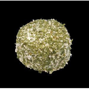 Fromage frais ail et fines herbes (200g environ)