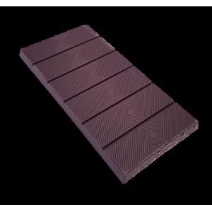 Tablette de chocolat noir fleur de sel (70g)