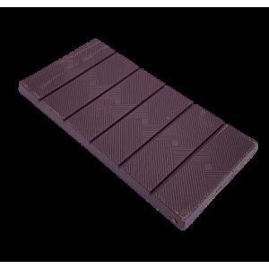 Tablette de chocolat noir amandes salées (70g)