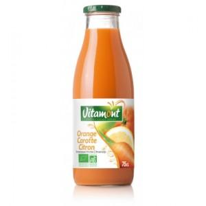 Jus orange carotte citron (75cl)