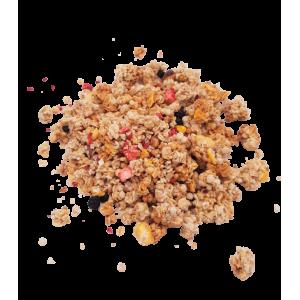 Krounchy aux fruits rouges (400g)