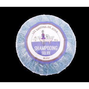 Shampoing bleu pour cheveux blancs - gris - blonds (75g)