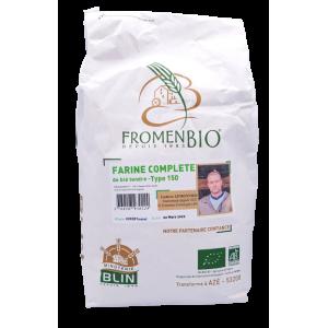 Farine de blé T150 (5kg)
