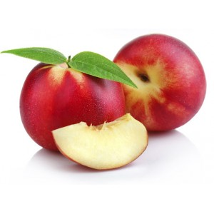 Nectarines blanches (550g env.)
