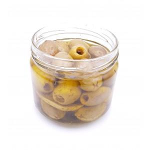 Cocktail d'olives citron et basilic (250g)