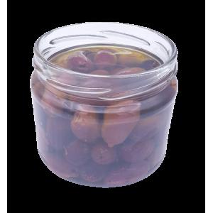Olives Kalamata dénoyautées à l'huile (250g)