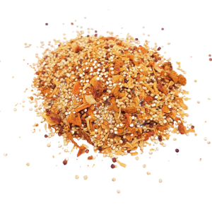 Poêlée de quinoa aux légumes d'été et pimenton doux (250g)