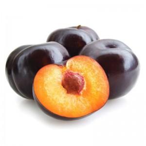 Prunes black amber (500g min)