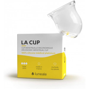 Cup menstruelle taille L
