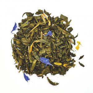 Thé vert goût russe (100g) - 4 agrumes
