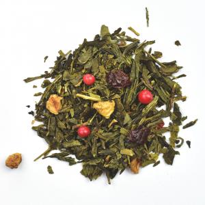 Thé vert cueillette gourmande (100g)