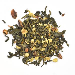 Thé vert Un.Des.Sens (100g) - gingembre-badiane-citron