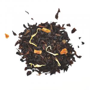 Thé noir Globe Trotteur (100g) - abricot-mangue-calendula