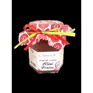 Confiture Kiwi fraise (290g)