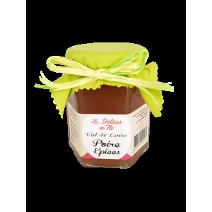 Confiture Poire-épices (290g)