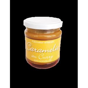 Caramel au beurre salé curry (200g)