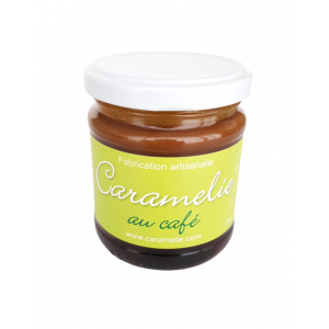 Caramel au beurre salé café (200g)