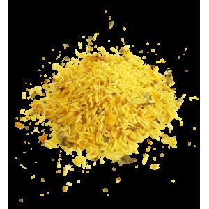 Riz Basmati au curcuma et gingembre (250g)