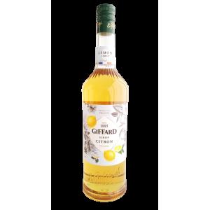 Sirop de citron (1L)