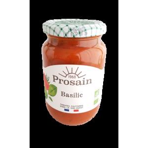 Sauce tomate basilic (370g)