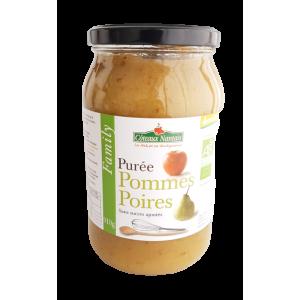 Purée pommes-poires (910g)