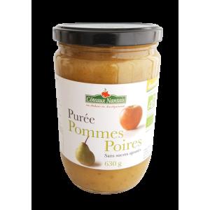 Purée pommes-poires (630g)