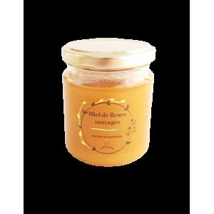 Miel de fleurs sauvages (250g)