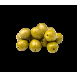 Olives vertes dénoyautées naturelles (350g)