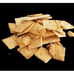 Crackers mère de vinaigre échalote (100g)