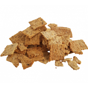 Crackers tomme d'Anjou/Nigelle (100g)