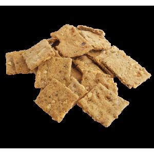 Crackers pesto et noisette (100g)