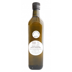 Huile d'olive vierge extra (75cl)