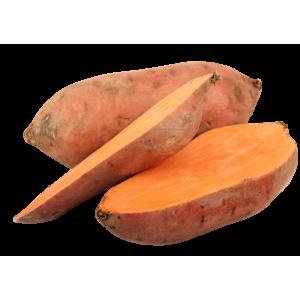 Patates douces catégorie 2 - fin de saison proche (1 kg)