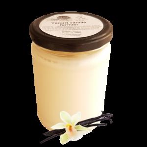 Yaourt vanille (500g)