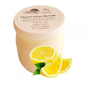 Yaourt citron (125g)