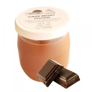 Crème dessert chocolat (125g)