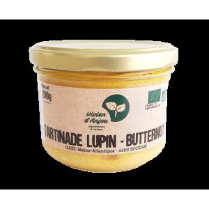 Tartinade lupin-butternut (200g)